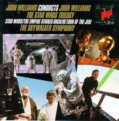 John Williams <br>John Williams Conducts John Williams - The Star Wars Trilogy<br>CD, Gold